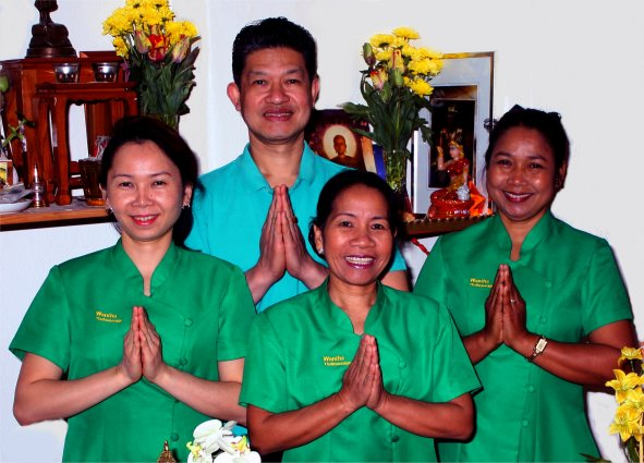 Team der Wantha Thaimassage