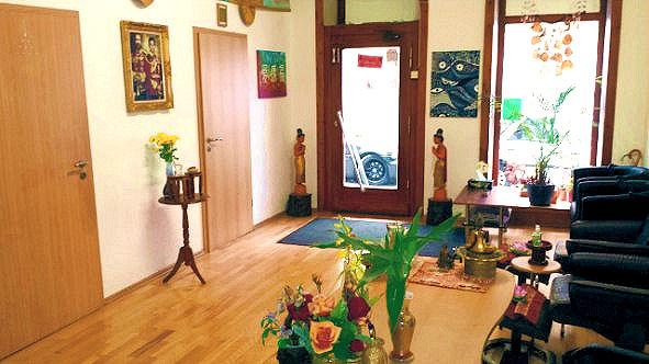 Wantha Thaimassage in Berlin Tegel, Massage als Wellness